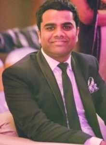 Tushar Garg, founder and MD of The Yummy Idea